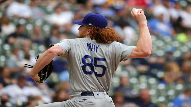 Dodgers May to undergo Tommy John Surgery