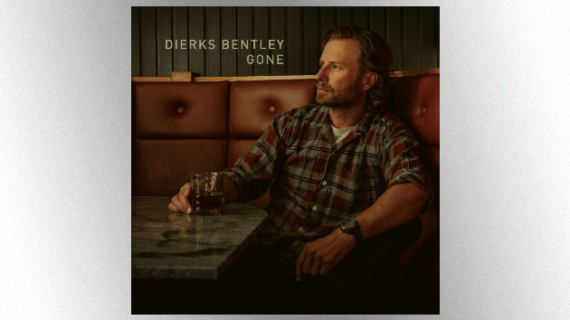 """Dierks Bentley isn't """"Gone,"""" he's just taking his time making his next album"""