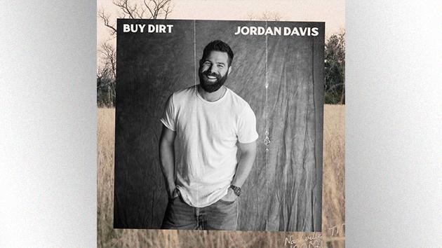 'Buy Dirt': Jordan Davis releasing new EP this month