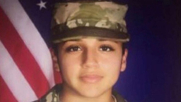 Vanessa Guillen's family reacts to US Army report that murdered soldier was sexually harassed