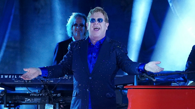 """Elton John's spent lockdown putting """"the pedal to the metal"""": """"I've really gotten fit"""""""