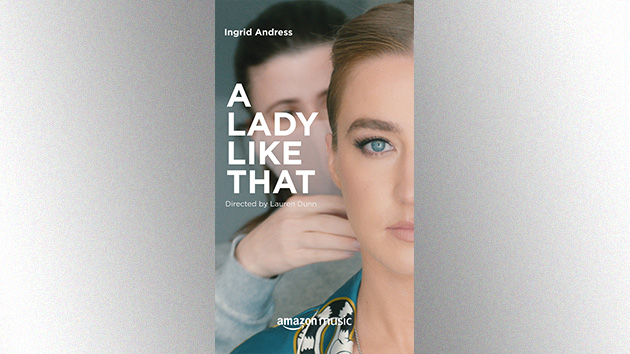 Ingrid Andress is 'A Lady Like That' in Amazon Music short film