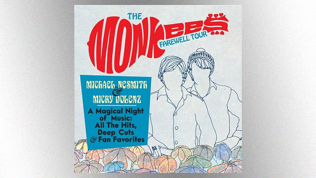 Here they come! The Monkees launching US farewell tour in September