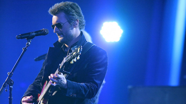 Eric Church extends his stay at the top of the 'Billboard' Artist 100 chart by another week