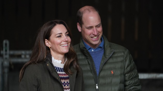 Prince William and Kate launch YouTube channel with fun video