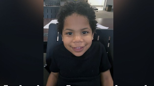 Police locate parents of boy, 3, found wandering alone saying he 'left mommy's house'
