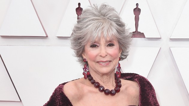 Rita Moreno says 'West Side Story' remake does things