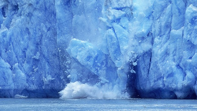 Risk of flooding from melted glaciers to increase as climate warms, study says
