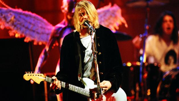 FBI file on Kurt Cobain conspiracy theories released