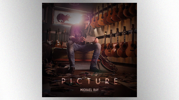 "Michael Ray keeps memories alive in a ""Picture,"" dropping a poignant new track"