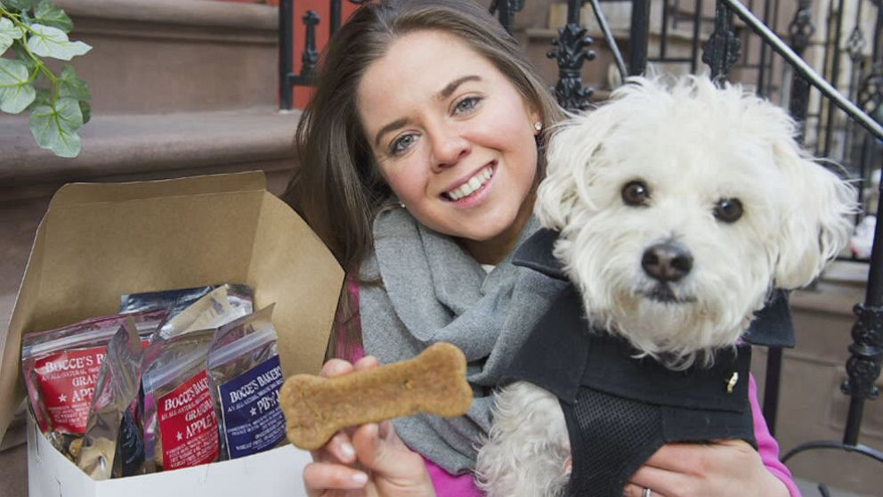 Sisters join forces to make tasty, all-natural treats for dogs