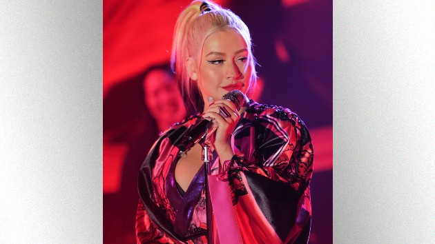 Christina Aguilera to perform first-ever full concerts with an orchestra this summer