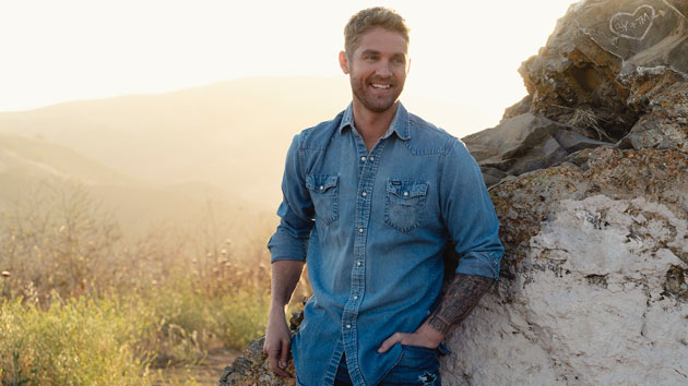 "Brett Young says daughter Presley is ""mentally prepared"" to be a big sister"