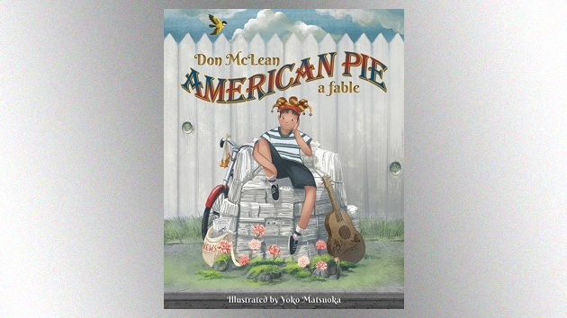 "Don McLean releasing ""American Pie""-inspired children's book in September"
