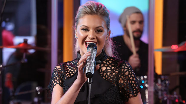 """Very proud of this one"": Kelsea Ballerini teases ""Half of My Hometown"" video"