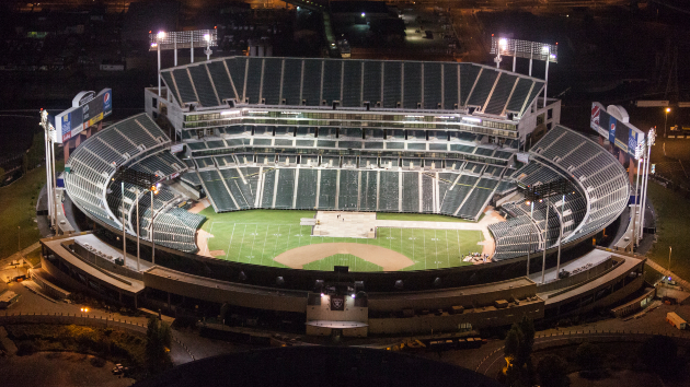 With stadium plan in limbo, Oakland Athletics to consider relocation