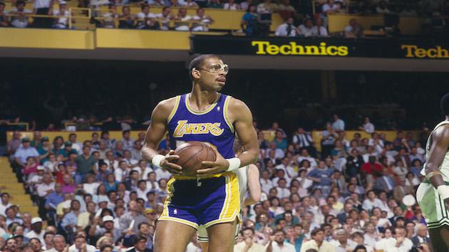 NBA creates Kareem Abdul-Jabbar Social Justice Champion award