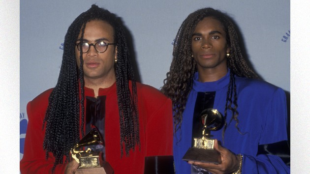 Girl you know it's *not* true: Milli Vanilli documentary in the works
