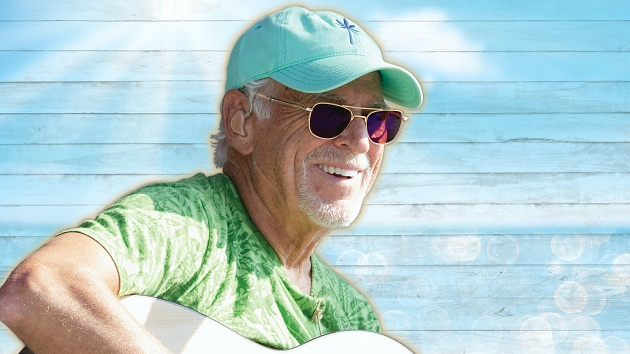 Jimmy Buffett has no qualms about hitting the road again at age 74