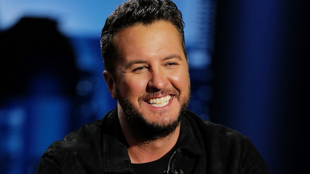 "Luke Bryan will make ""Waves"" on the American Idol stage this Sunday night"