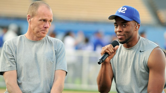 "42 director Brian Helgeland says the late Chadwick Boseman ""arrived ready"""