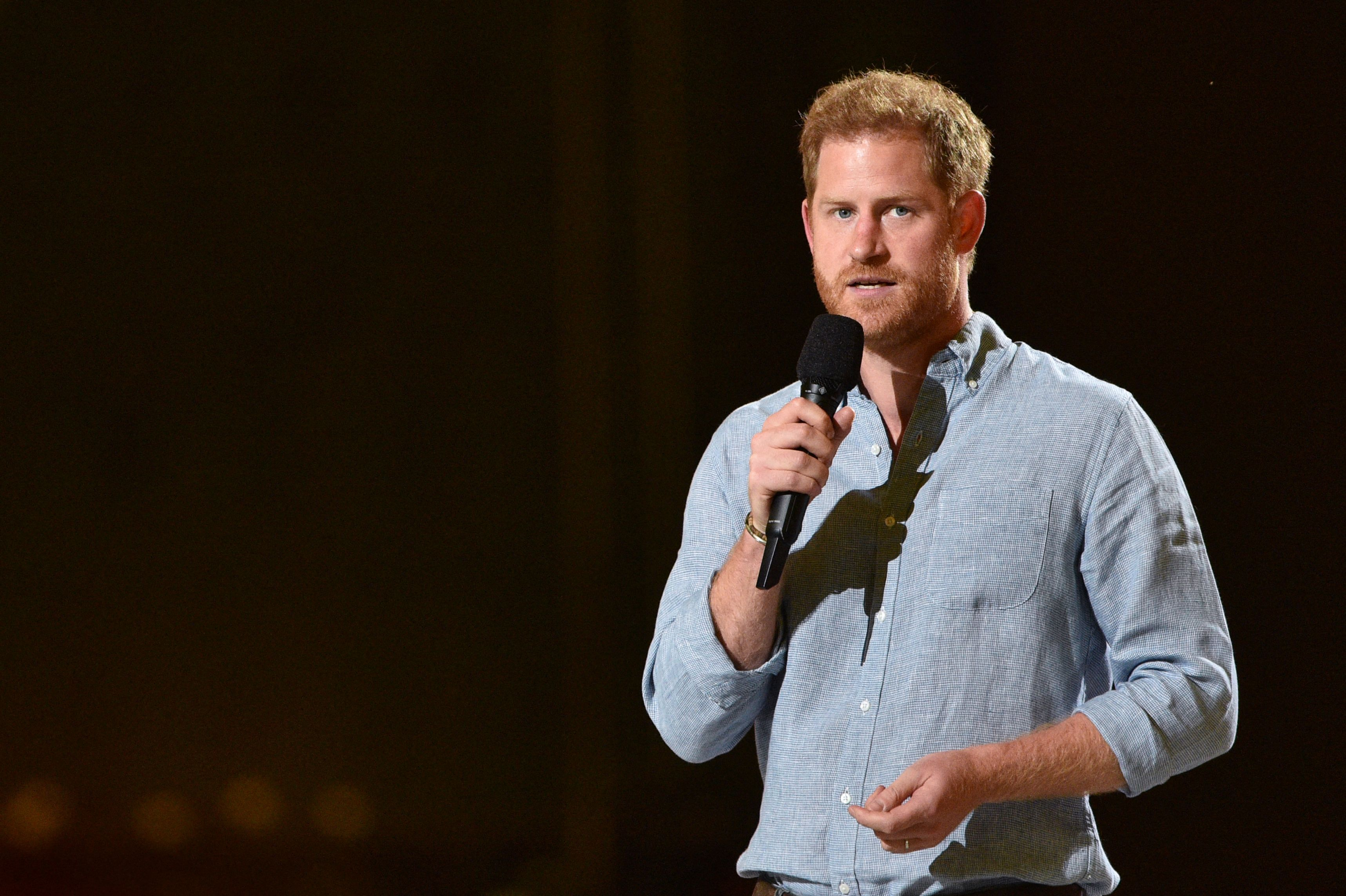 Prince Harry says he is focused on 'breaking the cycle' as a dad