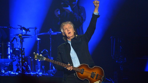 "Paul McCartney claims he doesn't need glasses thanks to ""eye yoga"""