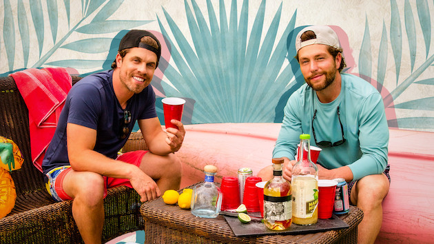 """Tequila on a Boat"": Dustin Lynch and Chris Lane dream up a perfect summer day in their new duet"