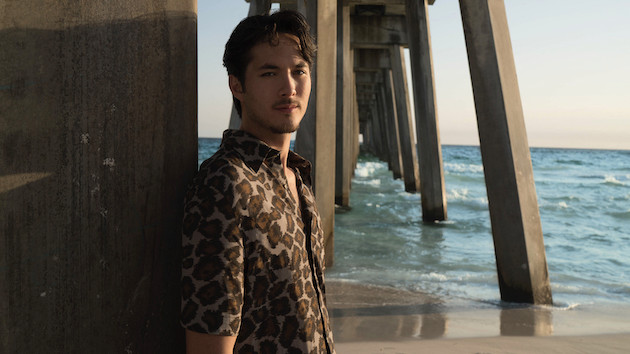 """""""Memorize You"""": Laine Hardy gears up for a hot summer with his beachy new love anthem"""