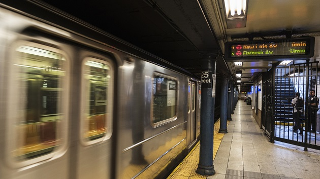 At least 4 people slashed on New York City subway in separate incidents