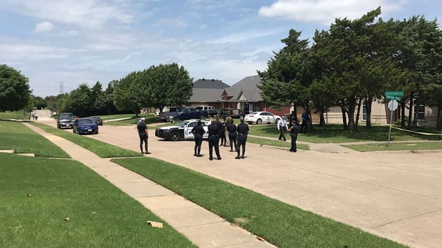 Toddler found dead on Dallas residential street in apparent murder