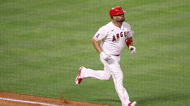 Slugger Albert Pujols signs with Dodgers for the remainder of the season: Report