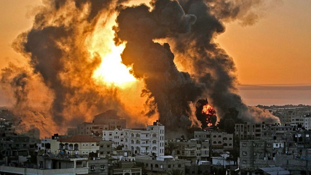 Civilians pay the price during worst Israel-Hamas fighting since 2014
