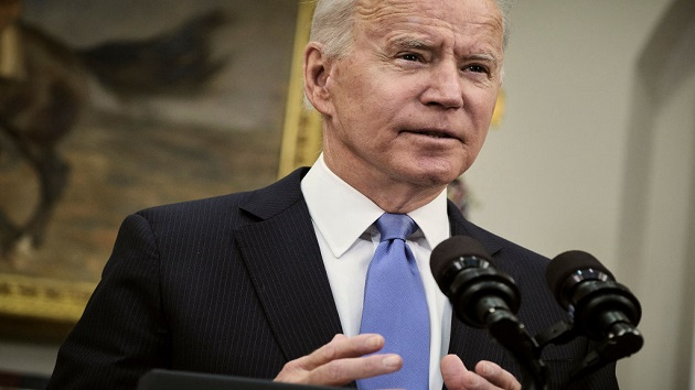 Biden meets with 'Dreamers' in the White House to push pathway to citizenship