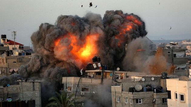 Israel unleashes more airstrikes on Gaza Strip, after deadliest single attack so far