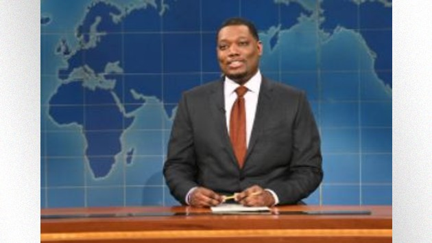 Michael Che tells 'The View'