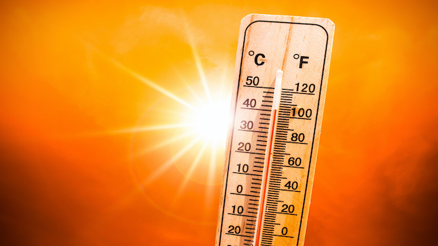 Record-breaking heat spreads across Northeast; flash floods, fire danger elsewhere in US