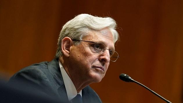 AG Garland defends DOJ decision to continue to back Trump in E. Jean Carroll defamation case