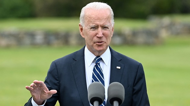 Biden announces US to donate 500M vaccine doses in show of American leadership