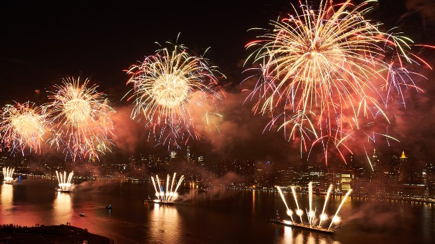 Ooh! Ahh! Annual Macy's 'Fourth of July Fireworks Spectacular' returning to New York City