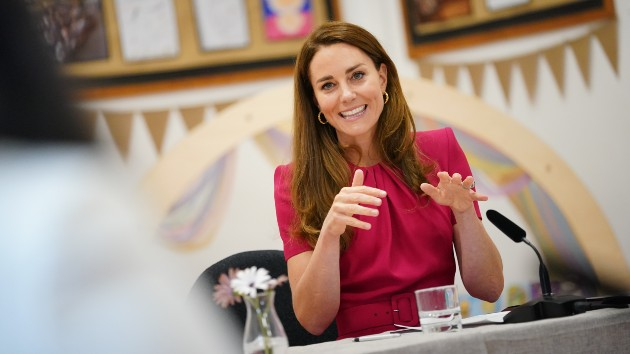 Duchess Kate makes first public comment on Prince Harry, Meghan's newborn daughter Lilibet