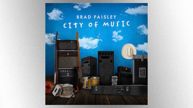 """""""City of Music"""": Brad Paisley shares a realistic glimpse into what it takes to make it as a country star"""
