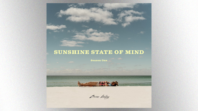 Brian Kelley promises a beachy good time with full-length debut, 'Sunshine State of Mind'