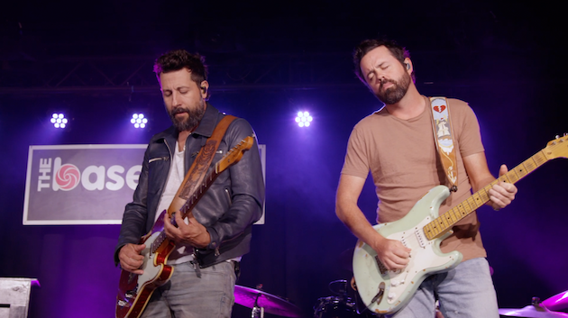Old Dominion are featured performers for Guy Fieri's 'Restaurant Reboot', celebrating local restaurants