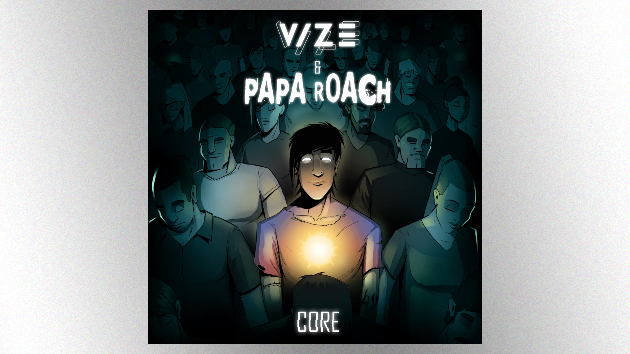 """Papa Roach releases new song """"Core (That's Who We Are)"""" with German electronic artists Vize"""