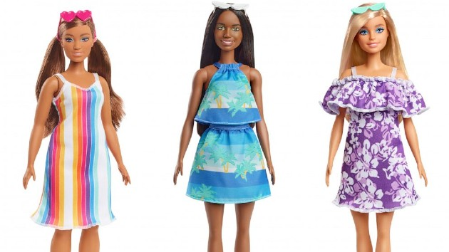 Mattel launches first Barbie doll made from recycled ocean-bound plastic