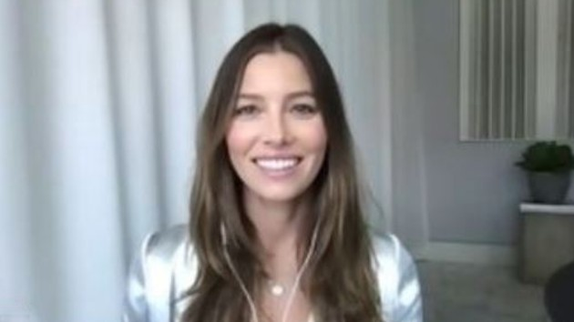 """Jessica Biel hits back at critic who says she can't """"believably"""" be cast in a period piece"""