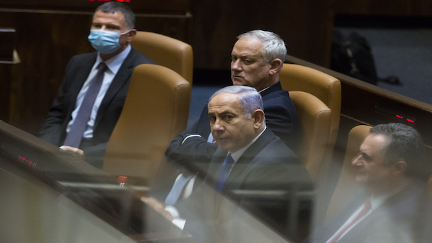 Netanyahu ousted following Knesset vote