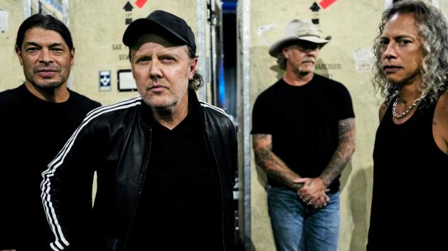 Metallica raises $200K through Month of Giving charity initiative