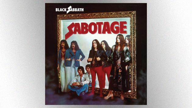 Make your way through Black Sabbath's virtual 'Sabotage' escape room